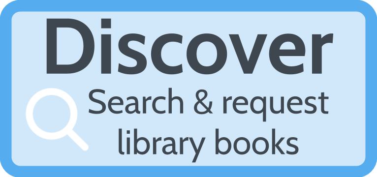 Discover: Search & request library books